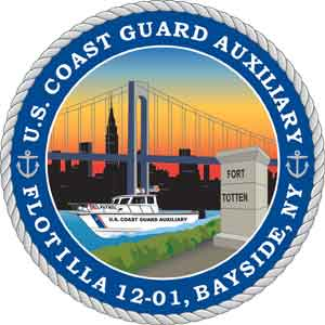 U.S. Coast Guard Auxiliary Flotilla 12-01 Website